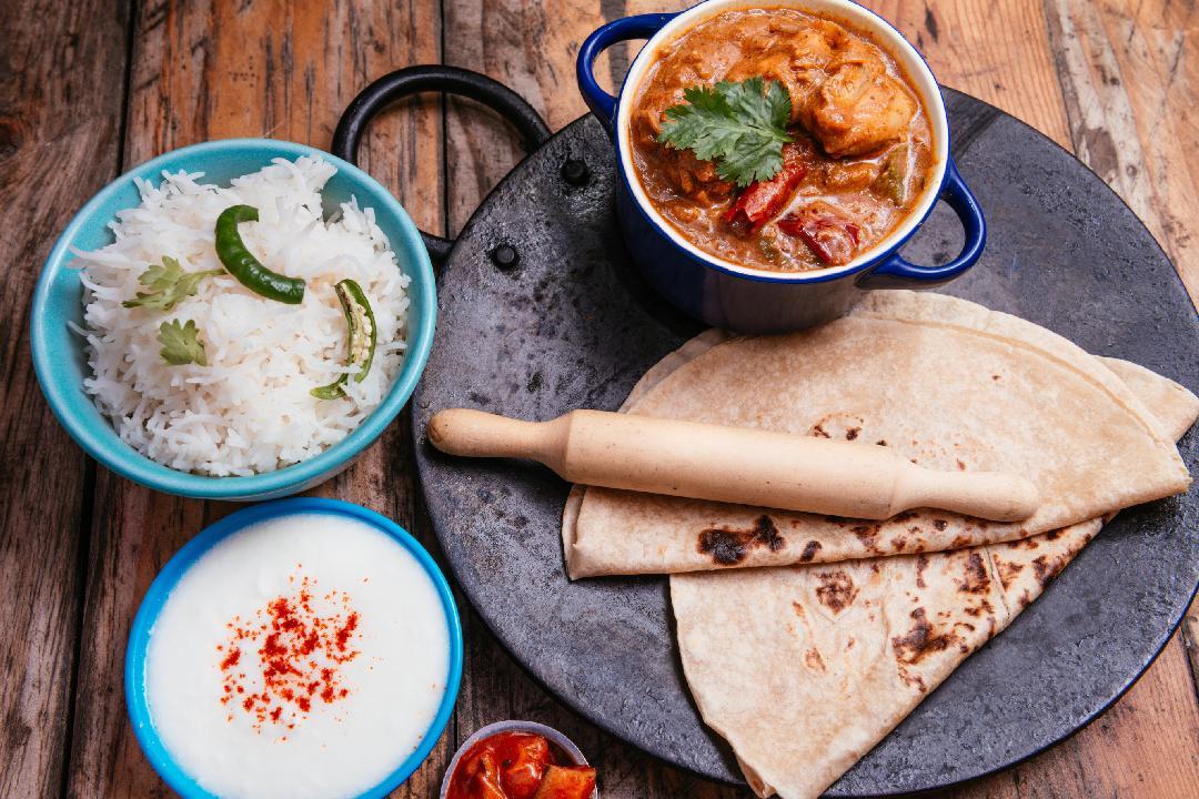 Punjabi Murgh Meal Combo