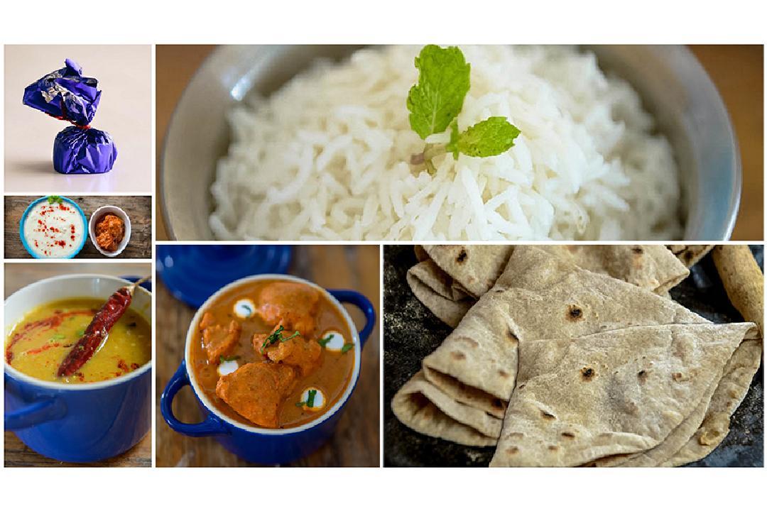 Murg Makhani Meal Box 1