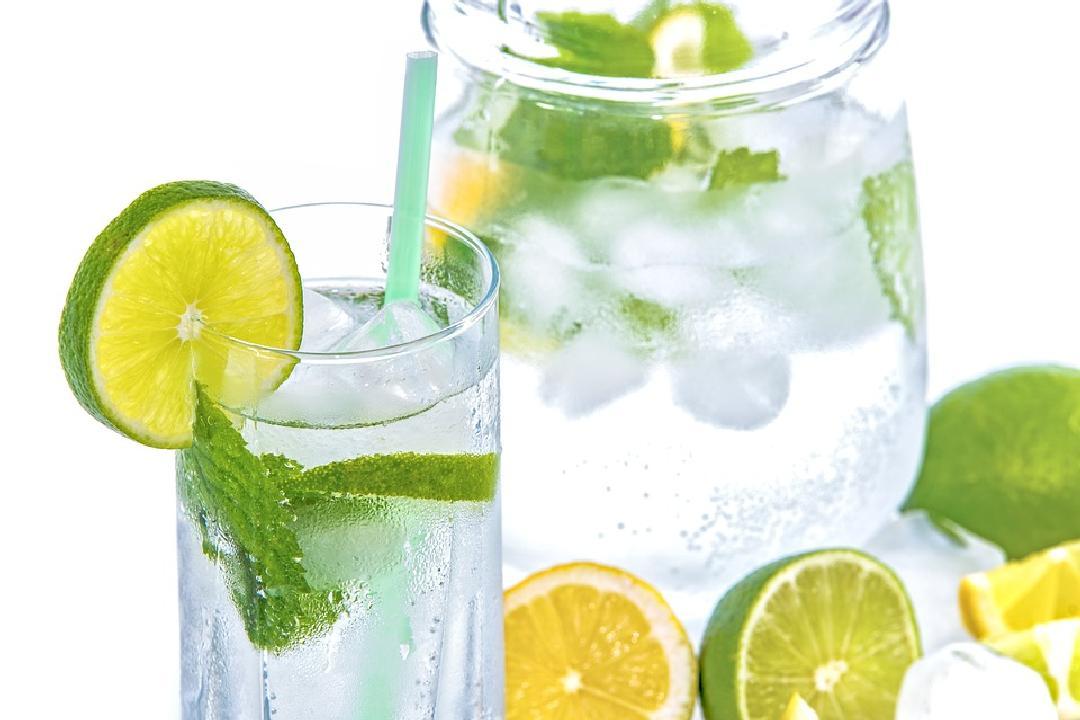Fresh Lime Soda
