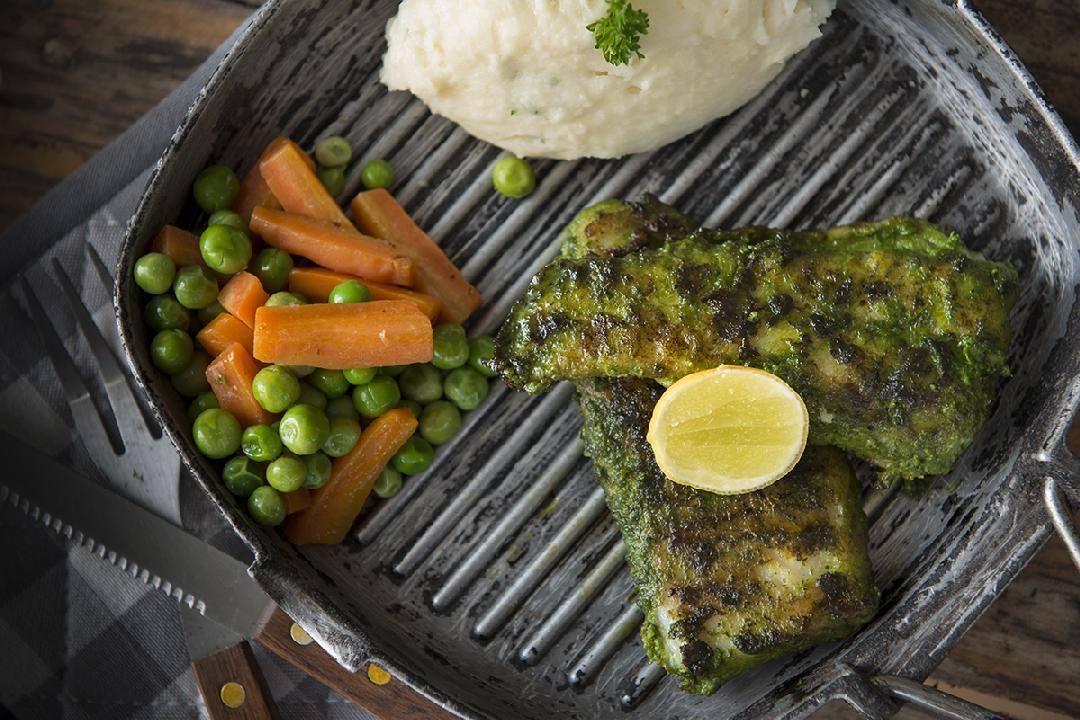 Spanish Marinated Fish