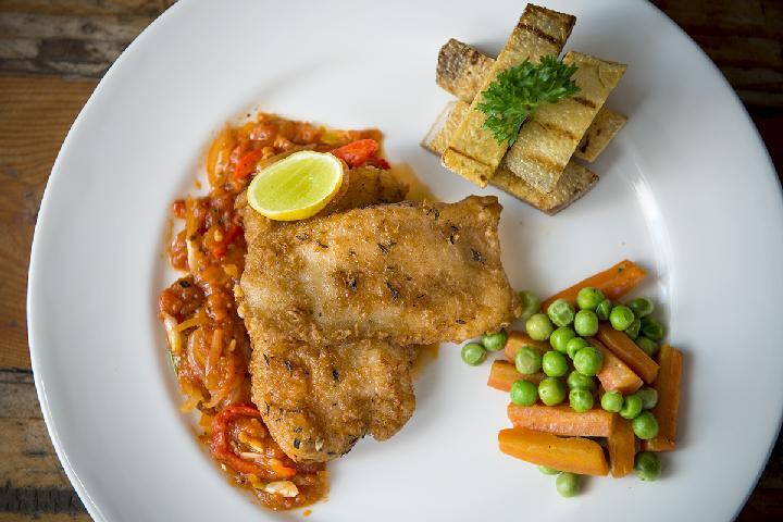 Fish Creole