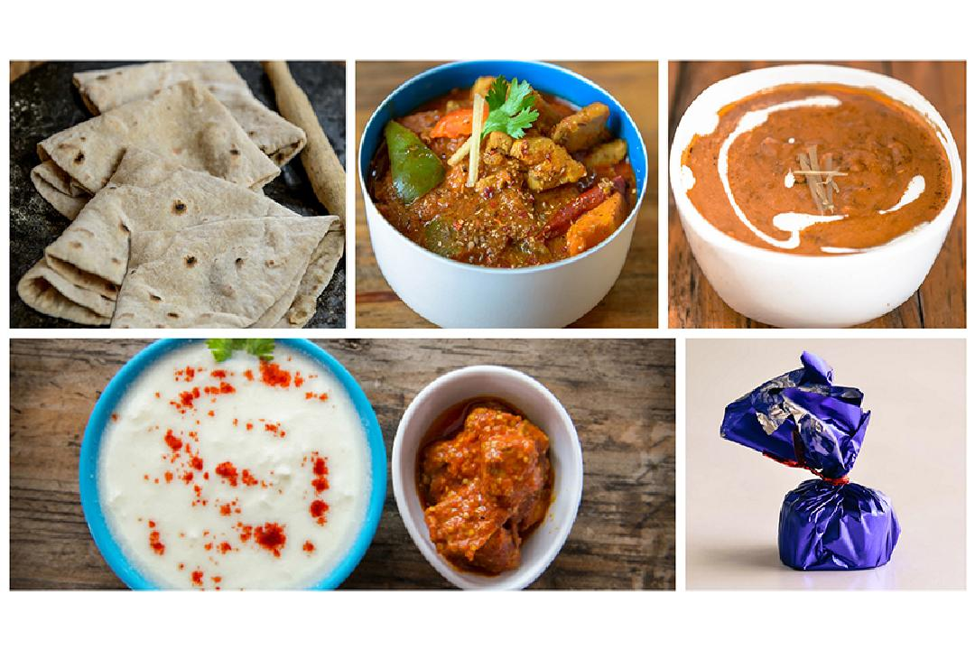 Kadhai Chicken Meal Box 2