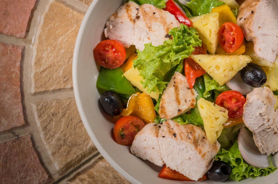 Chicken Hawaiian Salad