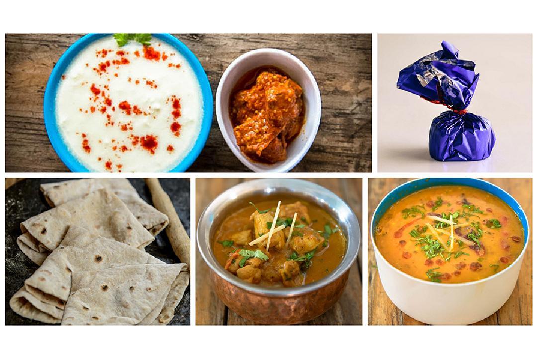 Murg Awadhi Meal Box 2