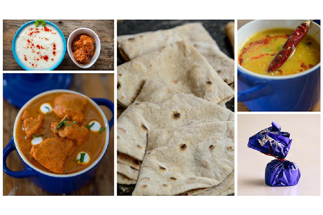 Murg Makhani Meal Box 2
