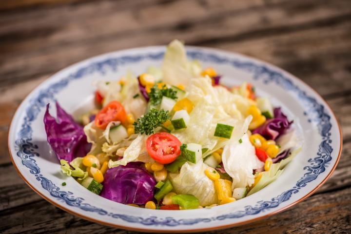 Corn and Cucumber Salad