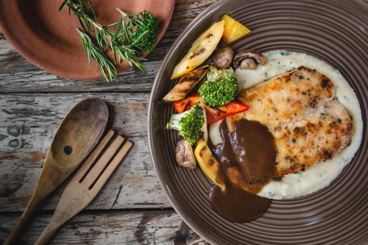 Tuscan Braised Chicken